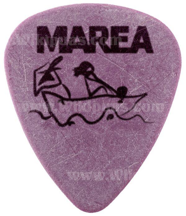pua de guitarra de marea
